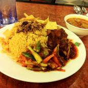 """Nasi Tomato"" at La Cucur Cafe, MPH Mid Valley"